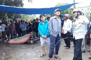 Quảng Nam: Dây điện hạ thế đứt khiến một người tử vong