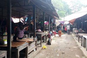 Nhiều bất thường khi giao chợ cho doanh nghiệp tại Thanh Hóa