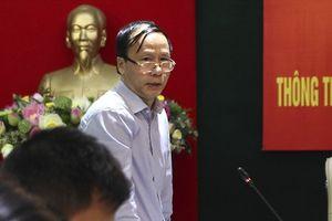 Sẽ miễn nhiệm Ủy viên UBND TP. Hà Nội đối với ông Nguyễn Doãn Anh