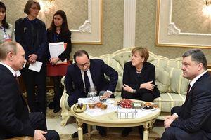 Putin không nghe điện thoại Poroshenko, Maidan ngậm quả đắng phương Tây