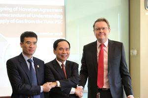 Nhận khí từ mỏ Tuna giúp PV GAS bổ sung 10 tỷ m3