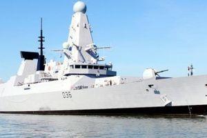 Đô đốc Anh đòi gửi tàu chiến tới Ukraine chống Nga