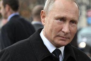 Tài khoản mạng xã hội của Putin bất ngờ bị đóng cửa?