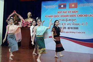 Kỷ niệm 43 năm Quốc khánh CHDCND Lào