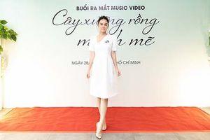 Hậu ly hôn, Phạm Quỳnh Anh xinh tươi ra mắt MV