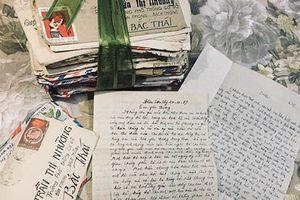 Ký ức thư tình viết tay khiến giới trẻ ngày nay vô cùng ngưỡng mộ