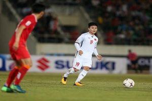 Báo châu Á hết lời khen Quang Hải, Công Phượng tại AFF Cup 2018