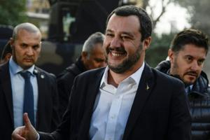 Italy thông qua sắc lệnh an ninh và kiểm soát nhập cư cứng rắn