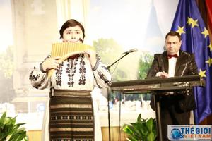 Kỷ niệm lần thứ 100 Ngày Quốc khánh Romania tại Hà Nội