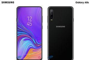 Galaxy A8s sẽ được mở bán vào tháng 1/2019