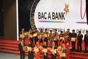 BAC A BANK trao học bổng cho 50 học sinh, sinh viên dân tộc thiểu số xuất sắc tiêu biểu 2018