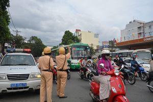 TP.HCM cấm, hạn chế lưu thông nhiều tuyến đường