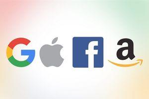 Facebook, Google và Amazon lớn mạnh thế nào?
