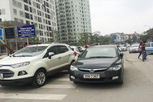 Cách nào giải 'cơn khát' bãi đỗ xe ở Hà Nội?