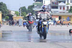 Michelin ra mắt 'át chủ bài' Road 5 tại thị trường Việt