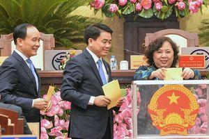 Hà Nội không lấy phiếu tín nhiệm với Thiếu tướng Nguyễn Doãn Anh