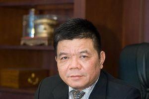 Bộ công an đã bắt ông Trần Bắc Hà và 3 cựu thuộc cấp