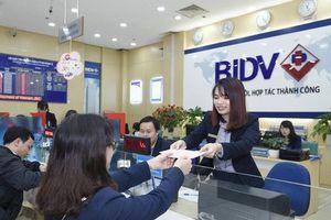 Bất chấp tin xấu, 'tiền lớn' bất ngờ đổ vào cổ phiếu BIDV