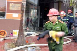 Hỏa hoạn lúc rạng sáng, bé trai 8 tuổi tử vong