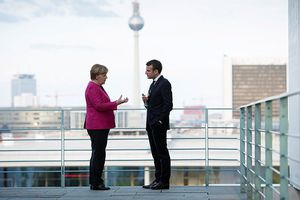 Pháp – Đức phản đối trừng phạt Nga vì căng thẳng eo biển Kerch?