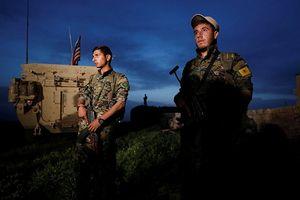 IS có ý định dùng vũ khí hóa học 'làm cỏ' quân người Kurd do Mỹ hậu thuẫn?