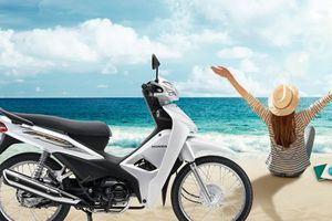 Lý do gì hàng trăm nghìn người Việt mua chiếc xe máy hơn 17 triệu của Honda?