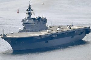 Nhật Bản sở hữu tàu sân bay đầu tiên kể từ Chiến tranh Thế giới thứ hai