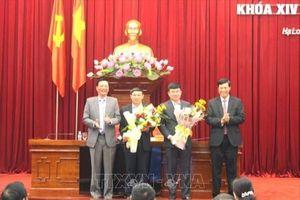 Hai đồng chí Nguyễn Xuân Ký, Ngô Hoàng Ngân được bầu làm Phó Bí thư Tỉnh ủy Quảng Ninh