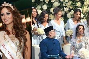 Tiết lộ về Hoa hậu Moscow kết hôn với quốc vương Malaysia