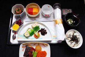 Mới lạ với ẩm thực Nhật Bản trên những chuyến bay
