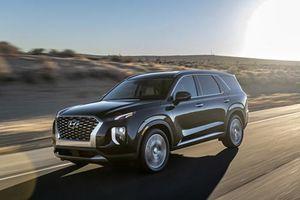 Hyundai ra mắt SUV hoàn toàn mới cạnh tranh Toyota Highlander và Ford Explorer