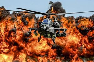 Mỹ bán 10 trực thăng tấn công Apache cho Ai Cập với giá 1 tỷ USD