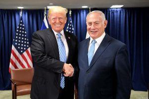 Ông Trump: Mỹ sẽ ở lại Trung Đông để bảo vệ Israel
