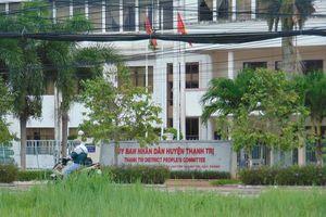 Chủ tịch huyện khai khống bằng ĐH bị...khiển trách: UBKT Tỉnh ủy nói gì?