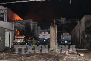 Khởi tố vụ cháy xe bồn chở xăng dầu làm 6 người chết ở Bình Phước