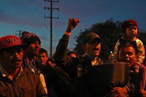 Người dân Mexico khốn khổ vì đoàn di dân Trung Mỹ
