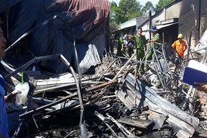 Khởi tố vụ xe bồn lao vào nhà dân rồi bốc cháy khiến 6 người tử vong ở Bình Phước