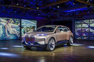 Siêu xe điện tự lái BMW với thiết kế 'độc nhất vô nhị' cứ như ở hành tinh khác