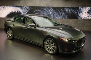 Mazda3 thế hệ mới 'lột xác' thiết kế, cải tiến công nghệ