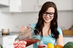 3 loại nước ép rau củ quả giúp làm đẹp và trị bệnh