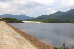 Quảng Ngãi: Đảm bảo nguồn nước cấp cho hạ du trong mùa cạn năm 2019