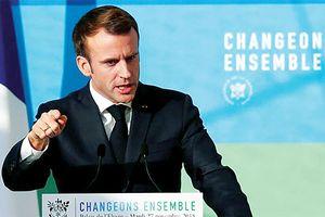 Khủng hoảng nhiên liệu ở Pháp: Phản hồi từ Điện Élyseé