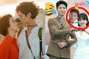 Song Hye Kyo vừa mới tình tứ với đàn em Park Bo Gum, dân mạng đã chế ra loạt ảnh cười mệt nghỉ thế này