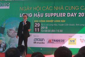Long Hậu Supplier Day - Nỗ lực cùng doanh nghiệp xây dựng chuỗi cung ứng