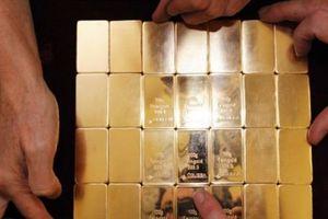 USD tăng trở lại, giá vàng thế giới tiếp tục giảm