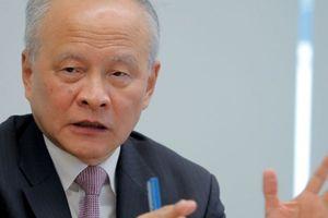Đại sứ Trung Quốc cảnh báo Mỹ về hậu quả tồi tệ của chiến tranh thương mại