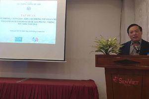 Đẩy mạnh chương trình áp dụng Bảo hiểm y tế cho người nhiễm HIV