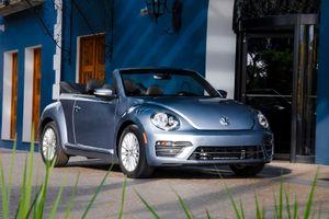 Volkswagen Beetle Final Edition, cái kết của một dòng xe huyền thoại