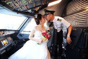 4 lý do bạn nên hẹn hò với một chàng phi công