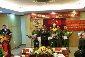 Khen thưởng Công an Thanh Hóa trong chuyên án tín dụng đen 'Tập đoàn Nam Long'